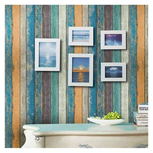 HYCSP Red Brick Wallpaper for Wohnzimmer Schlafzimmer Küche Hintergrund Kunst-Wand-Removable Selbstklebende Wand-Papiere Home Decor (Color : Style W, Size : 45cmx1m)
