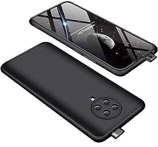 Ranyi Xiaomi Poco F2 Pro Case, Redmi K30 Pro case, Luxury 3 in 1 Hybrid Bumper Design 360 Full Body Protection Ultra Slim ...