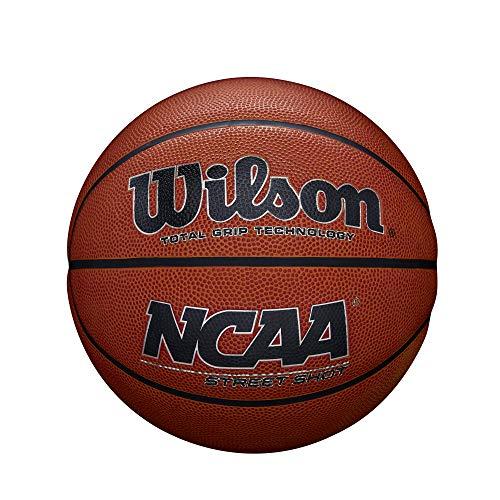 "Wilson NCAA Street Shot Basketball - 28.5"" Brown"