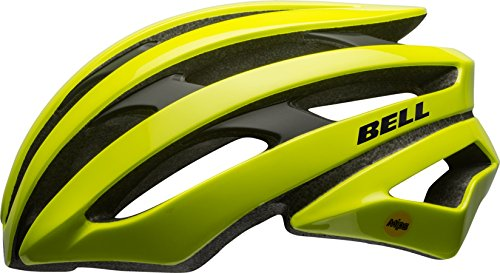 Bell Unisex– Erwachsene Stratus MIPS Fahrradhelm, Retina sear/Black, L