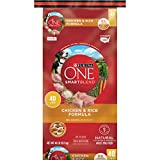 Purina ONE Natural Dog Food, SmartBlend Chicken and Rice Dog Food Formula - 40 lb. Bag