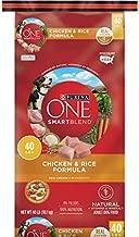 Purina ONE Natural Dog Food, SmartBlend Chicken and Rice Dog Food Formula - 40 lb. Bag