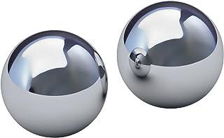 "Two 2"" Inch Chrome Steel Bearing Balls G25"