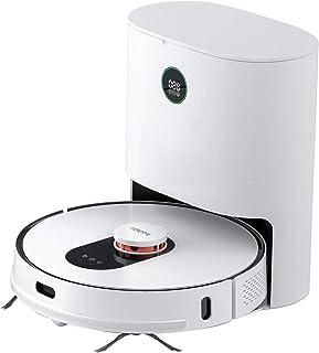 ROIDMI EP Aspirateur Robot et Balai à Franges, aspirateur Automatique avec Sac à poussière, Navigation Laser, Fonction de ...