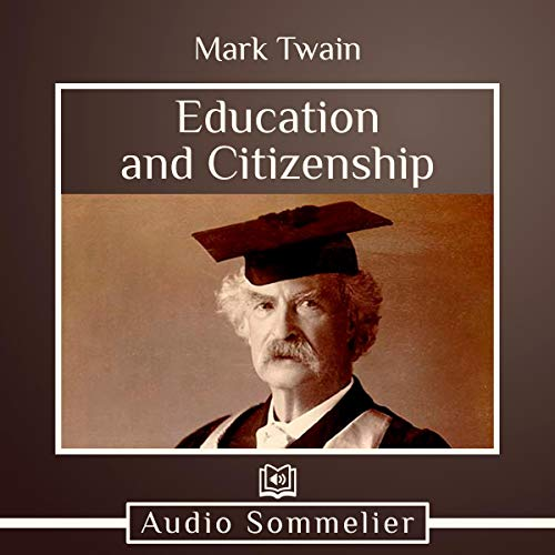 Education and Citizenship audiobook cover art