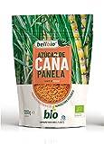 BELLBIO Panela ecológica 5x200g, azúcar de caña integral. Edulcorante 100% natural. Apto para veganos