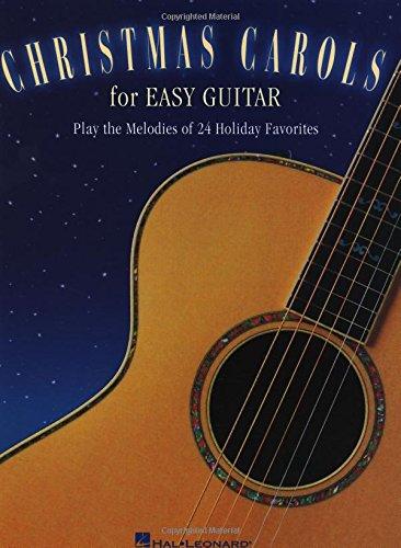 Christmas Carols for Easy Guitar