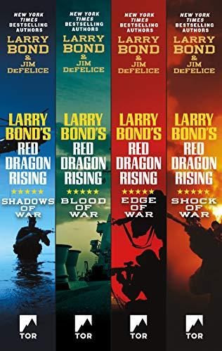 The Red Dragon Rising Series: Shadows of War, Edge of War, Shock of War, Blood of War (English Edition)