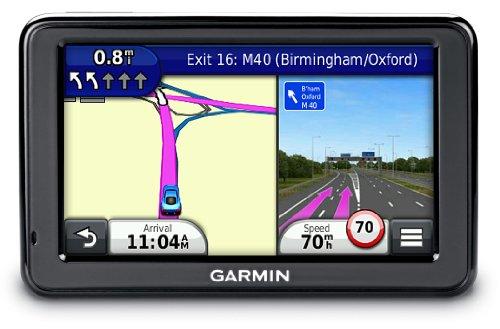 Garmin NÜVI 2545 LM Navigationssystem (Kontinent-Ausschnitt)