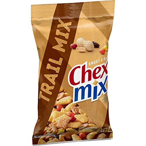 Chex Mix, Snack Mix, Trail Mix, 8.75 oz. Bag