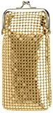 Gold Vintage Luxuriant Soft 4mm Metallic Mesh (Full Pack 100s or 120s) Cigarette Case Purse