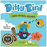 Our Best Interactive Noisy Farm Animals First Year Baby Book. Educational Musical Toys