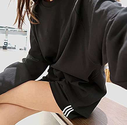 Xuanku Leisure Sports Suits Suit Female Ladies Leisure Loose,