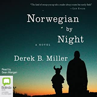 Norwegian by Night audiobook cover art