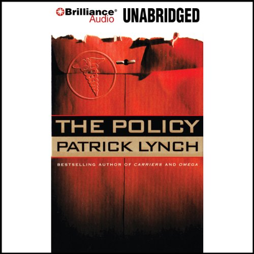 The Policy cover art