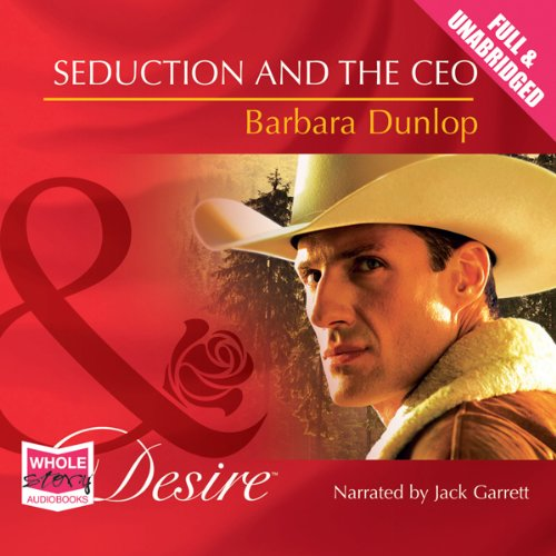 Seduction and the CEO cover art