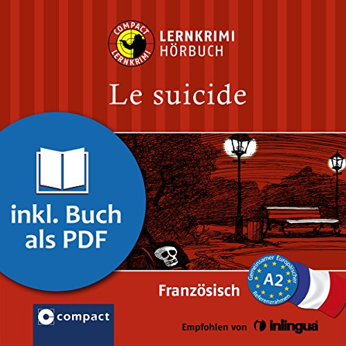 Le suicide audiobook cover art
