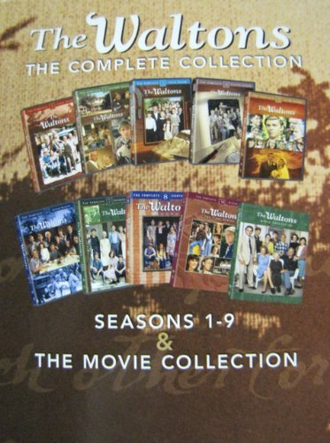 Waltons: Complete Collection DVD Box Set (Seasons 1-9 and Movie Collection) by Richard Thomas