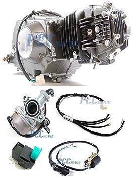 PCC MOTOR 125CC ATV PIT DIRT BIKE MOTOR ENGINE XR50 CRF50 XR70 CRF70 125 125Z-SET EN17-SET