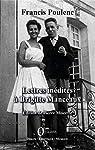 Lettres inédites à Brigitte Manceaux par Miscevic