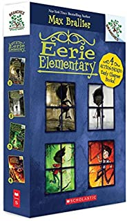 Eerie Elementary, Books 1-4: A Branches Box Set