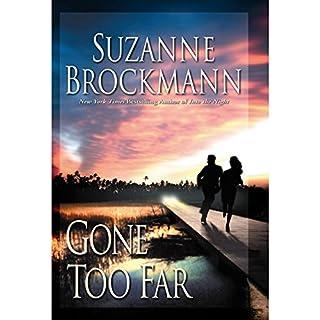 Gone Too Far audiobook cover art
