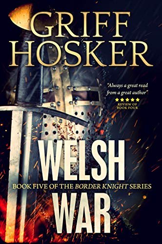 Welsh War (Border Knight Book 5) (English Edition)
