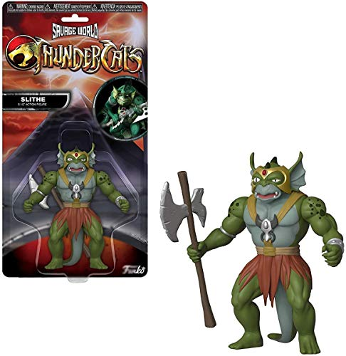 Funko Savage World: Thundercat - Slithe Collectible Figure, Multicolor