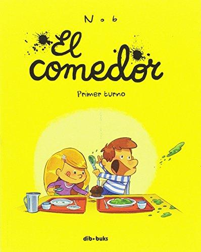 El comedor: Primer turno (Infantil y juvenil)