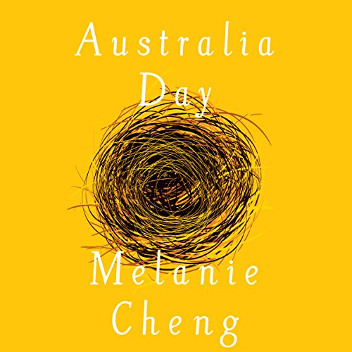 Australia Day audiobook cover art