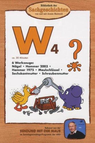 Bibliothek der Sachgeschichten - (W4) 6 Werkzeuge