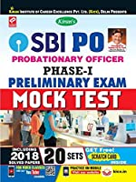 Kiran?s SBI PO Phase-I Preliminary Exam Mock Test - English (2457)