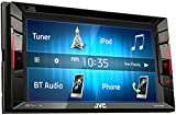 Jvc KWV140BT Double Din Bt in-Dash DVD/cd/am/fm Car Stereo W/6.2 Touchscreen (Renewed)