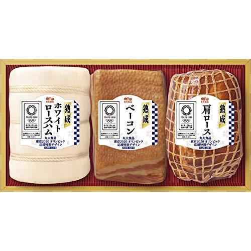 丸大食品 ハムギフト MOG-503【お肉 塊 晩ごはん 詰め合わせ つめあわせ 贅沢 ごちそう おいしい 美味しい うまい お取り寄せ グルメ 】