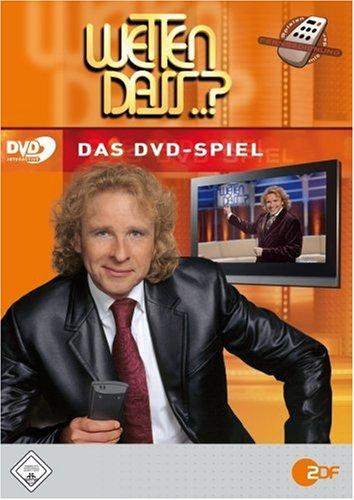 Wetten, dass...? - Das DVD-Spiel