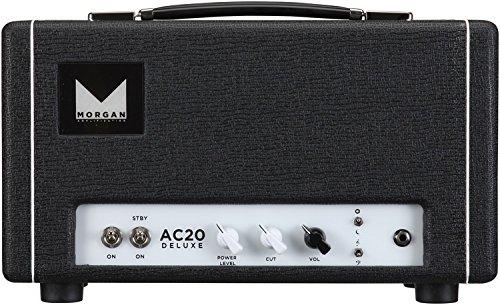 Morgan AC20 Deluxe · Topteil E-Gitarre