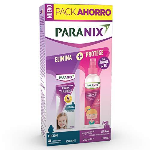 Paranix Paranix Pack Loción + Paranix Árbol De Té Para Niñas 450 g (301895)