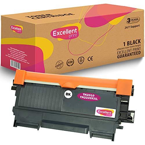 Excellent Print TN-2010 TN-2220 XXL Compatible Cartucho de Toner para Brother HL-2240 HL-2130 HL-2270DW HL-2240D