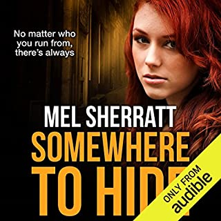 Somewhere to Hide cover art