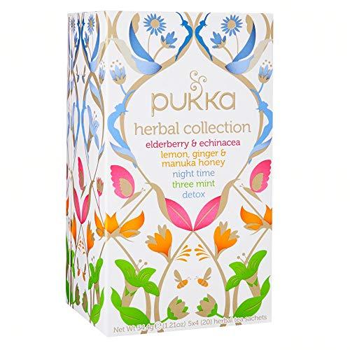 Pukka Herbal Collection Tea - 20 Bags