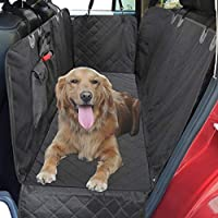 Jojepet 100% Waterproof Dog Seat Cover with Side Flaps
