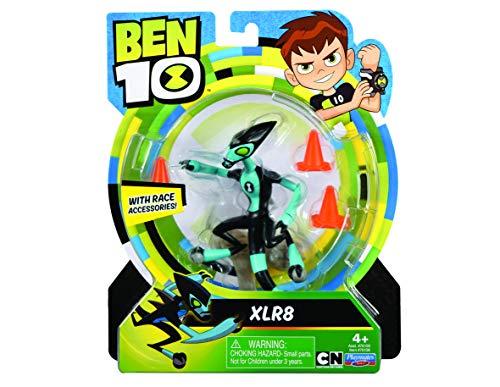 Ben 10 Figurita de acción de la Serie de Dibujos, nbsp;XLR8