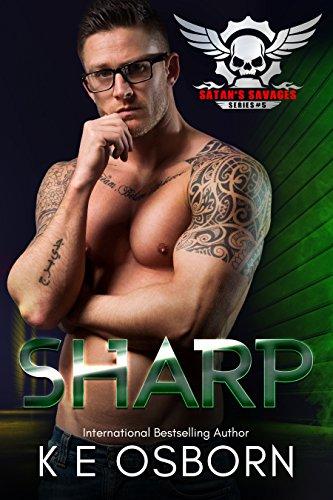 Sharp (Satan's Savages MC Series Book 5)
