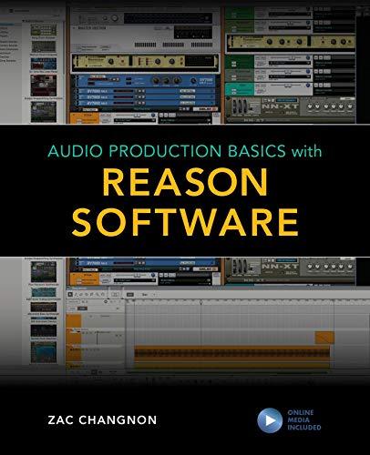 Audio Production Basics with Reason Software (English Edition)