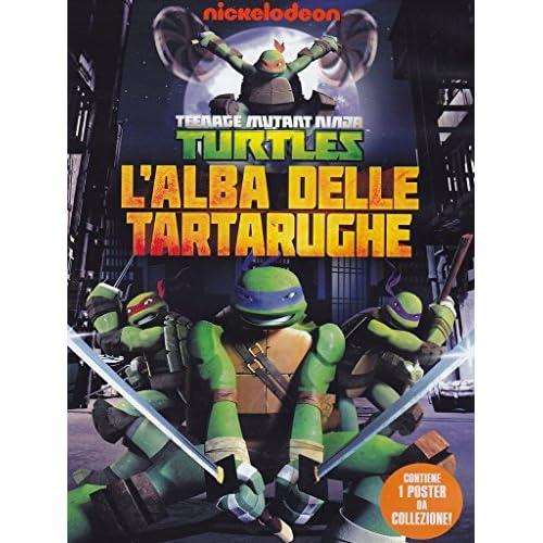 Teenage Mutant Ninja Turtles: L'Alba Delle Tartarughe (Dvd)