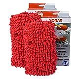 SONAX 2X 04281000 Microfaser Schwamm Autowäsche 1 Stück