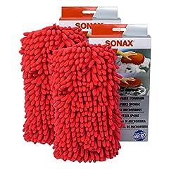 SONAX 2X 04281000 Microfaser Autowäsche