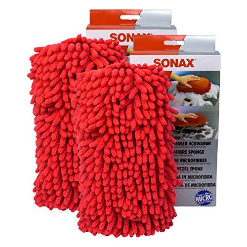 SONAX SONAX 2X 04281000 Microfaser Autowäsche Bild