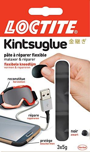 Loctite Kintsuglue - Pasta modellabile, nero, 2275664