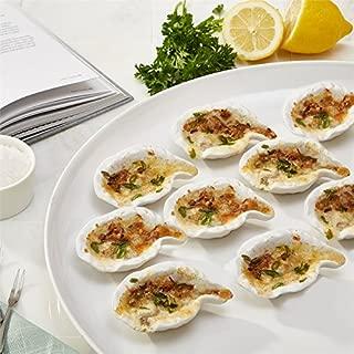 Ceramic Oyster Baking Shells Set of 12